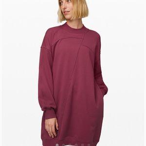 Lululemon Broken Beats Dress Sweater - Size M